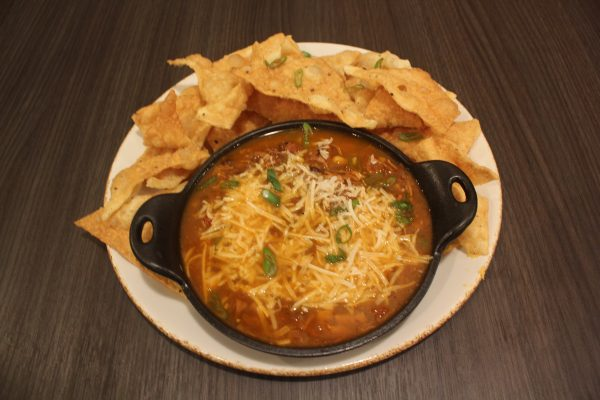 Chicken Tortilla Soup Texas forever cafe & Grill