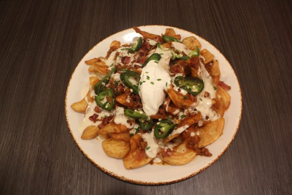 Tornado Fries Texas Forever Cafe And Grill